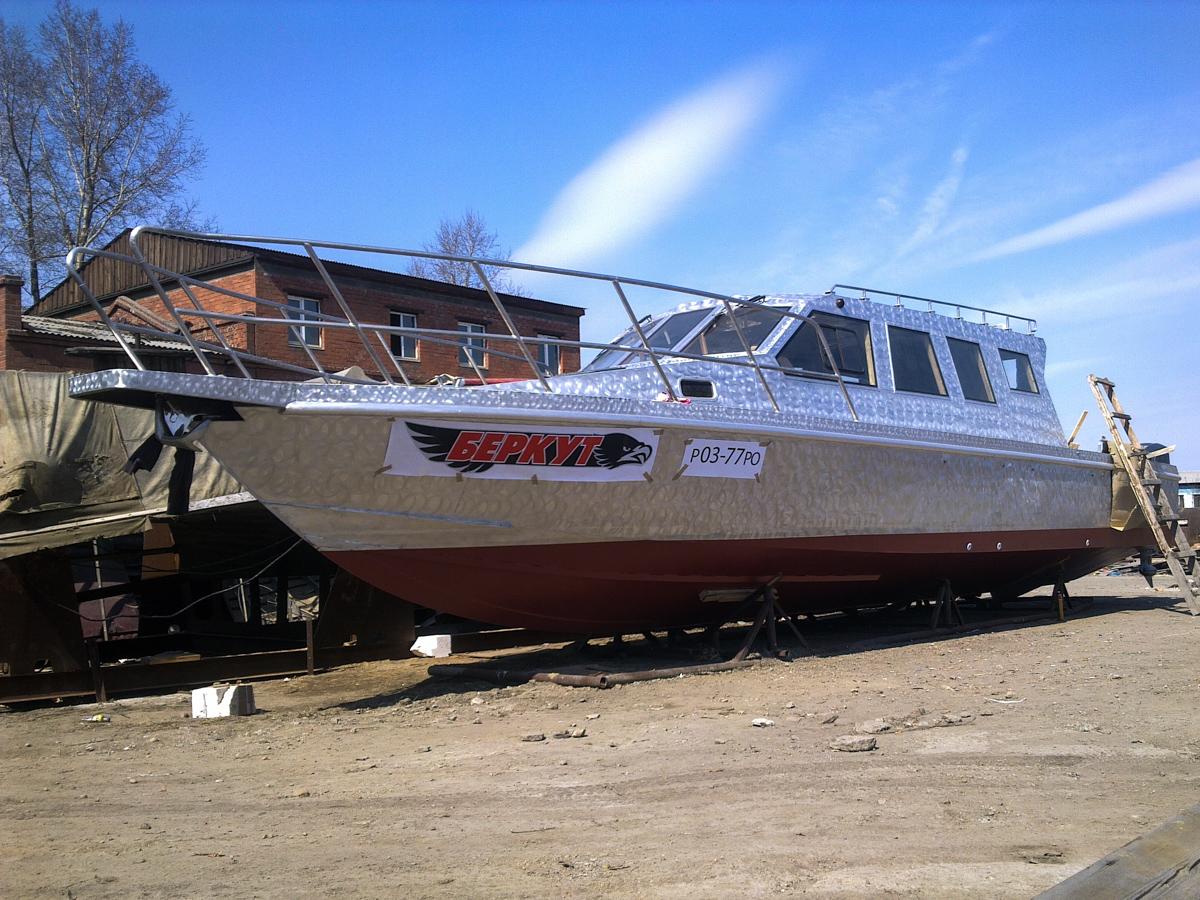 металлические лодки иркутск